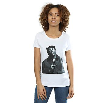 Snoop Dogg Women's Black and White Photo T-Shirt