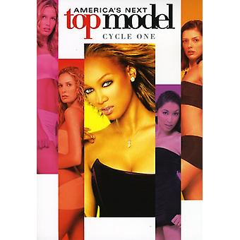 America's Next Top Model: Cycle One [DVD] USA import