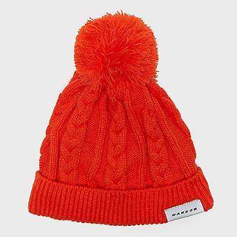 Nuevo adare 2B niños fijación invierno caliente gorro naranja