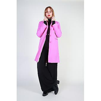 Pinko Coats Women Pink