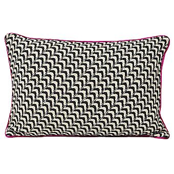 Riva Home Monochrome Knit Cushion Cover