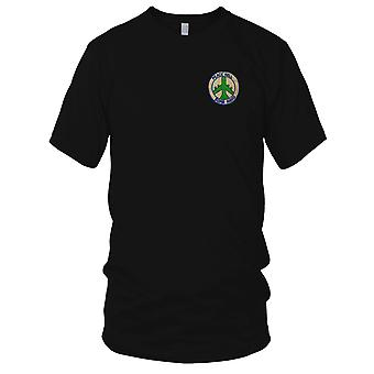 USAF Frieden Hölle Bombe Hanoi b-52 - Pilot Vietnamkrieg gestickt Patch - Kinder T Shirt