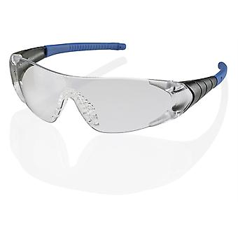 Click Traders Lightweight Verona Safety Spectacles En166 (Pack Of 10) - Ctvs
