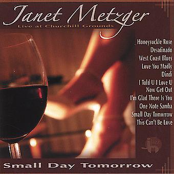 Janet Metzger - piccolo giorno Tomorrow: Janet Metzger Live at importazione USA Churchil [CD]
