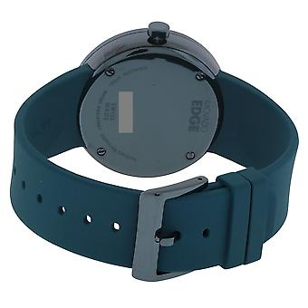 Movado Edge Silicone Mens Watch 3680042