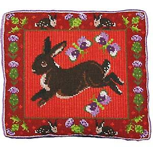 Thistle Needlepoint Canvas
