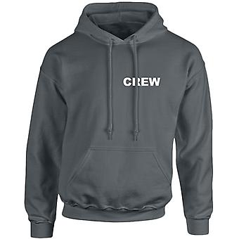 Crew Workwear Unisex Hoodie 10 Colours (S-5XL) by swagwear