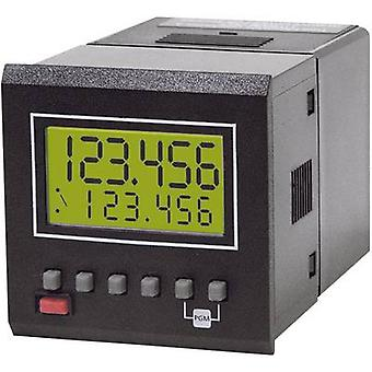 Trumeter 7922 Counter modules 79 series Assembly dimensions 45 x 45 mm
