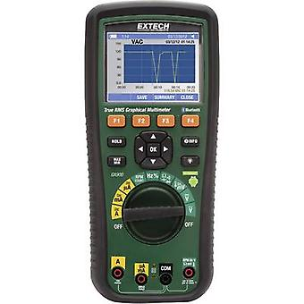 Handheld multimeter Extech GX900 Calibrated to: Manufacturer's standards (no certificate) Graphics display