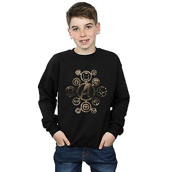 Avengers Boys Infinity War Icons Sweatshirt