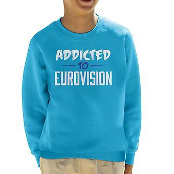 Beroende av Eurovision Kids tröja
