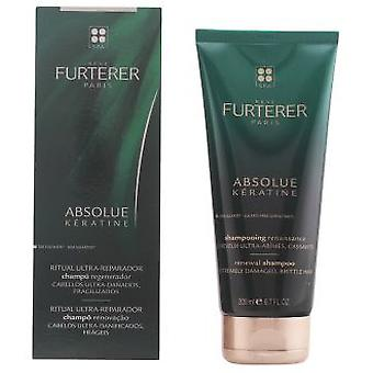 Rene Furterer Absolue Keratine Renewal Shampoo Sulfate-Free 200 Ml