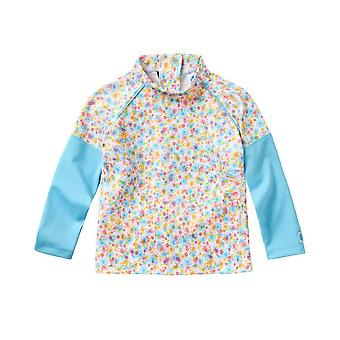 Splash About Girls LS Rash Top | Flora Bimbi