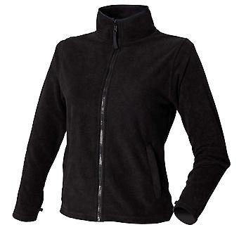Henbury Womens Full Zip MicroFleece Jackets