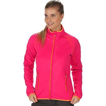 Regatta Womens/Ladies AbneyIII Warm Polyester Softshell Walking Jacket