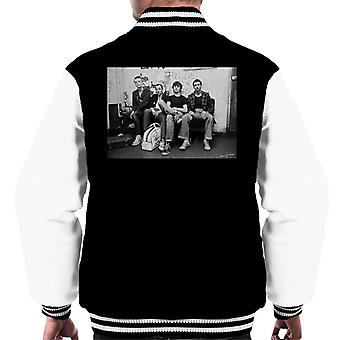 XTC Backstage 1977 Men's Varsity Jacket