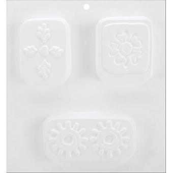 Soapsations Large Soap Mold 8