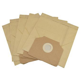 Bolsas de polvo de papel de aspiradora Electrolux Dolphin