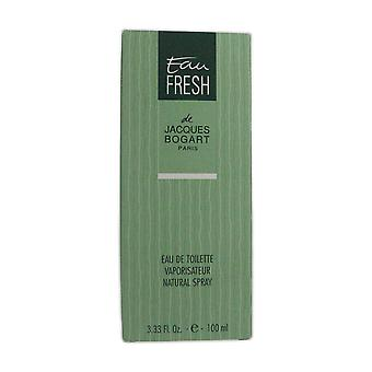 Jacques Bogart 'Eau frisk' Eau De Toilette 3.33 oz/100 ml Spray ny i Box