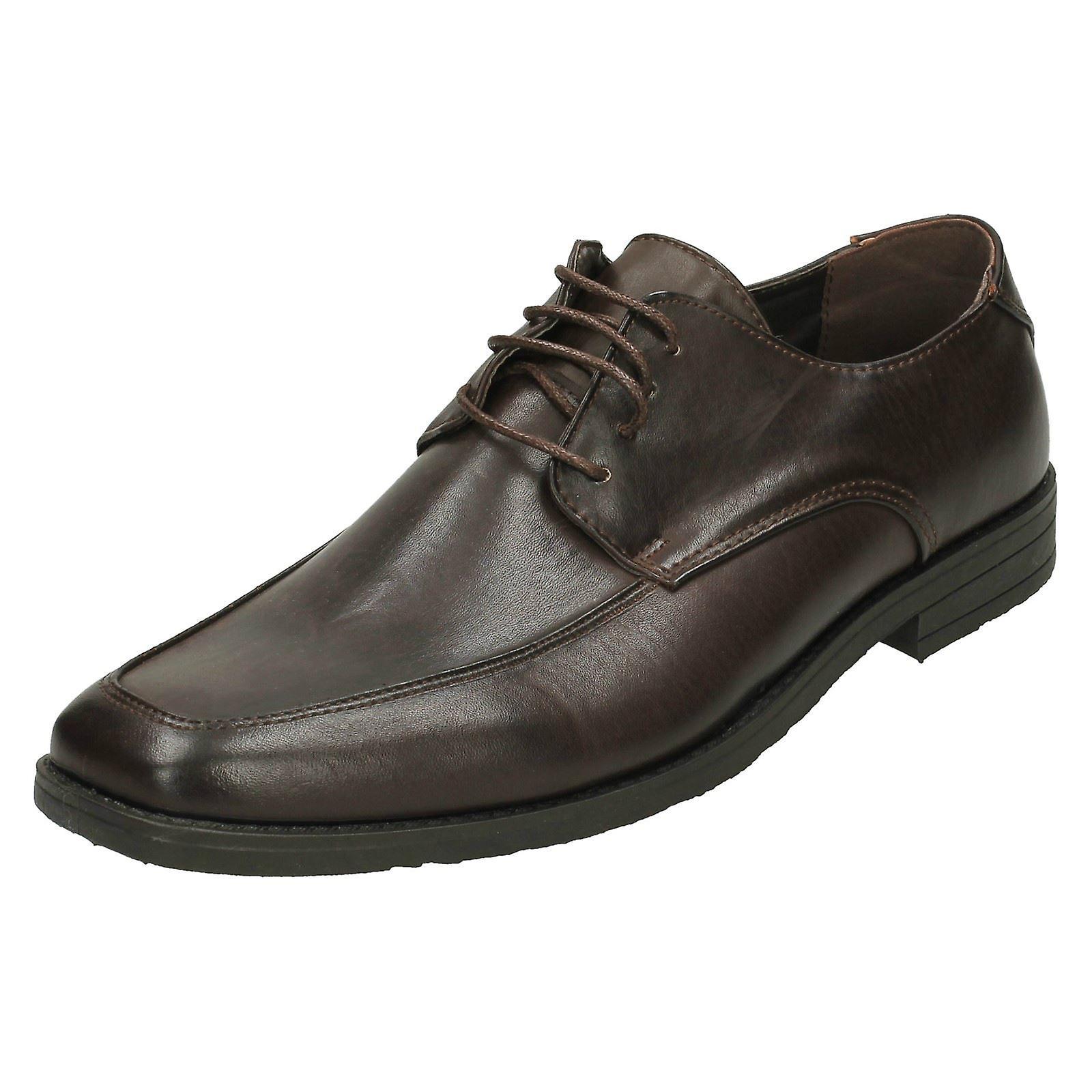 Mens Malvern piatto pizzo scarpa - A2102   Scelta Internazionale    Uomo/Donne Scarpa