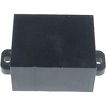 Kemo G061 Modular casing 30 x 25 x 15 Thermoplastic Black 1 pc(s)
