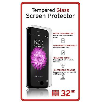 Extra Armoured Tempered Glass for Motorola Moto E 2013 edition - 2 Pack
