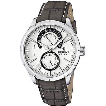 FESTINA - men's watch - F16573/2 - retrograde - classic