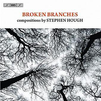 B. grenar - Stephen Hough: Brutna grenar [CD] USA import