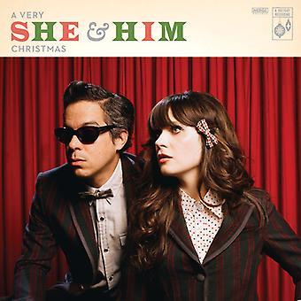 She & Him - Very She & Him Christmas [CD] USA import