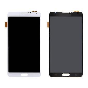 Stuff Certified ® Samsung Galaxy Note 3 N9000 (3G) Screen (LCD + Touch Screen + Parts) AAA + Quality - Black / White