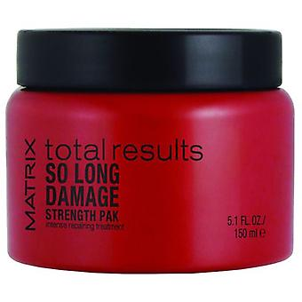 Matrix Total Results Damage Strength Pack 500 ml (Haarpflege , Behandlungen)