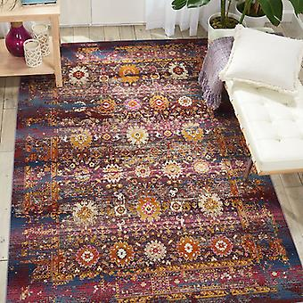 Rugs -Vintage Kashan - VKA03 Red/Multi