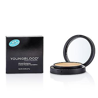 Youngblood Mineral Radiance Creme Powder Foundation - # honung 7g / 0,25 oz