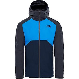 North Face Stratos Jacket - Green/Blue
