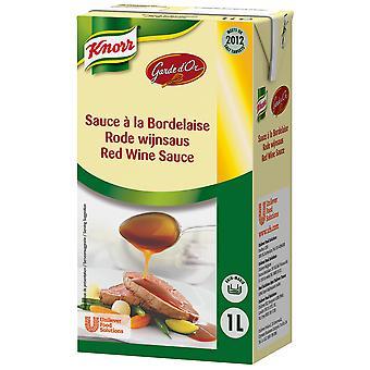 Knorr-Rotwein-Sauce