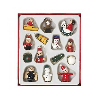 Heaven Sends Miniature Christmas Decorations