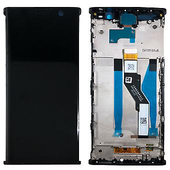 Sony display LCD complete unit for 78PC5100010 Xperia XA2 plus H3413 H4413 H4493 black frame spare parts new