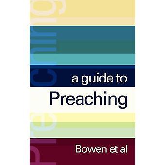 Opas saarnaa Roger Bowen - David L. Edwards - David Gitari