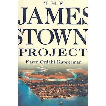 Jamestown projektet af Karen Ordahl Kupperman - 9780674030565 bog