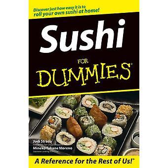 Sushi for Dummies av J. Strada - Mineko Takane Moreno - 9780764544651