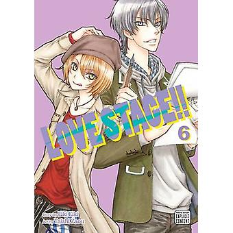 Love Stage!! - Vol. 6 by Eiki Eiki - Taishi Zaou - 9781421588087 Book