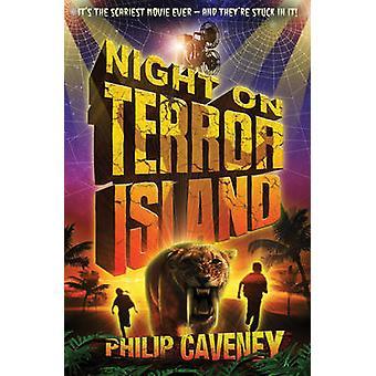 Natt på Terror Island av Philip Caveney - 9781849392709 bok