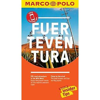 Fuerteventura Marco Polo Pocket Travel Guide 2018 - with pull out map