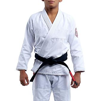 Gameness Air Pro BJJ Gi White