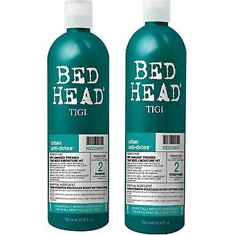 BED HEAD von TIGI Urban Antidote Recovery Shampoo & Conditioner 750ml