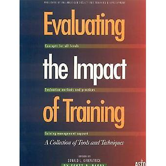 Evaluating the Impact of Training - A Collection of Tools and Techniqu