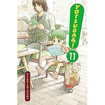 Yotsuba&!, Vol 11