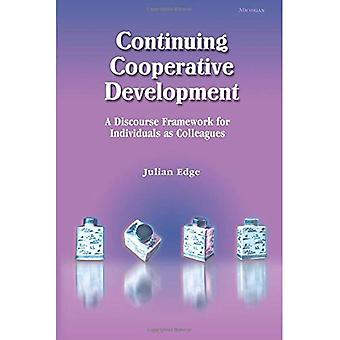 Kooperativ utveckling: En diskurs ram för individer som kollegor