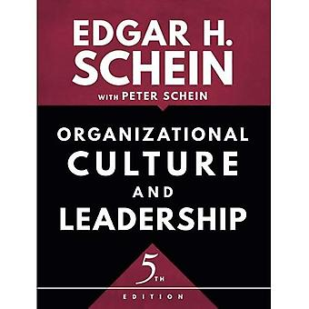 Cultura organizzativa e Leadership, 5a edizione - la serie di Business Management & Jossey-Bass
