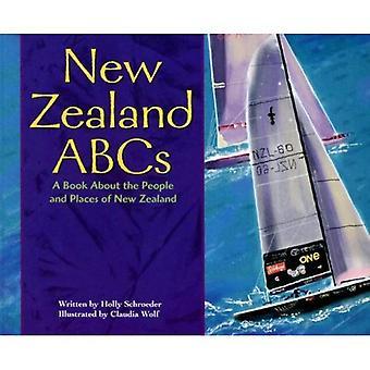Neuseeland-ABC: Ein Buch über die Menschen und Orte von Neuseeland (Land-ABC)